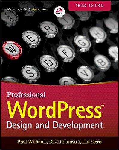 Professional wordpress: design and development 81