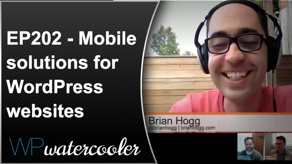 Ep202 - mobile solutions for wordpress websites 2