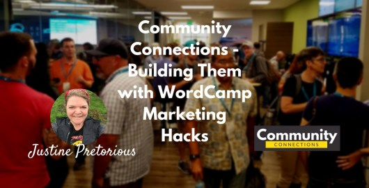 Ep2 - building them with wordcamp marketing hacks w/jen pretorius - community connections 11