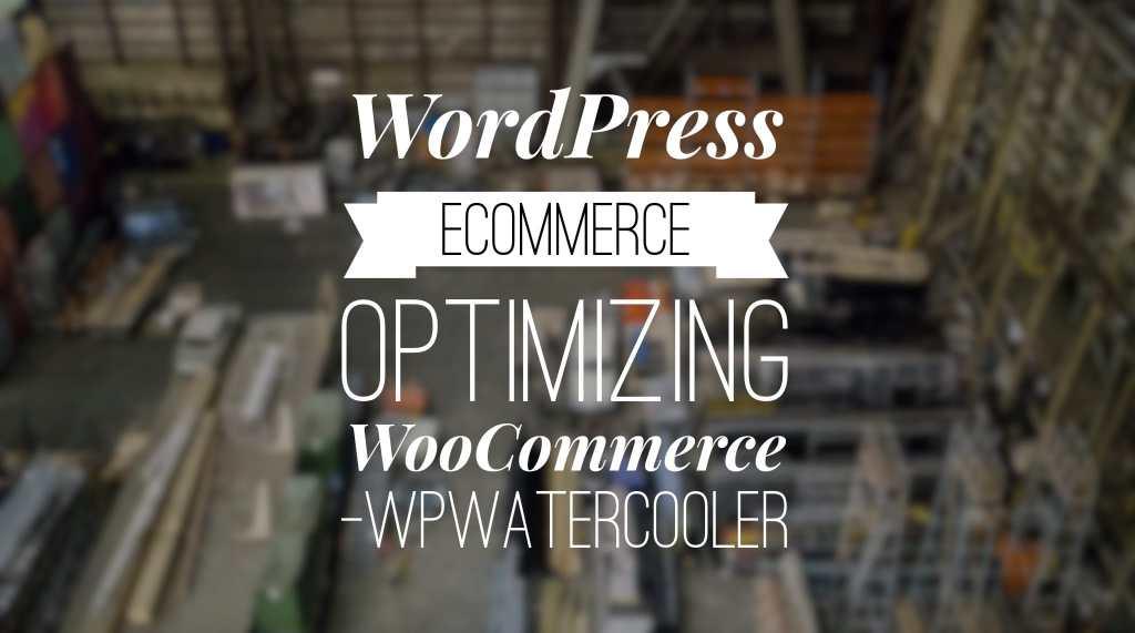 Ep234 - wordpress ecommerce - optimizing woocommerce 1