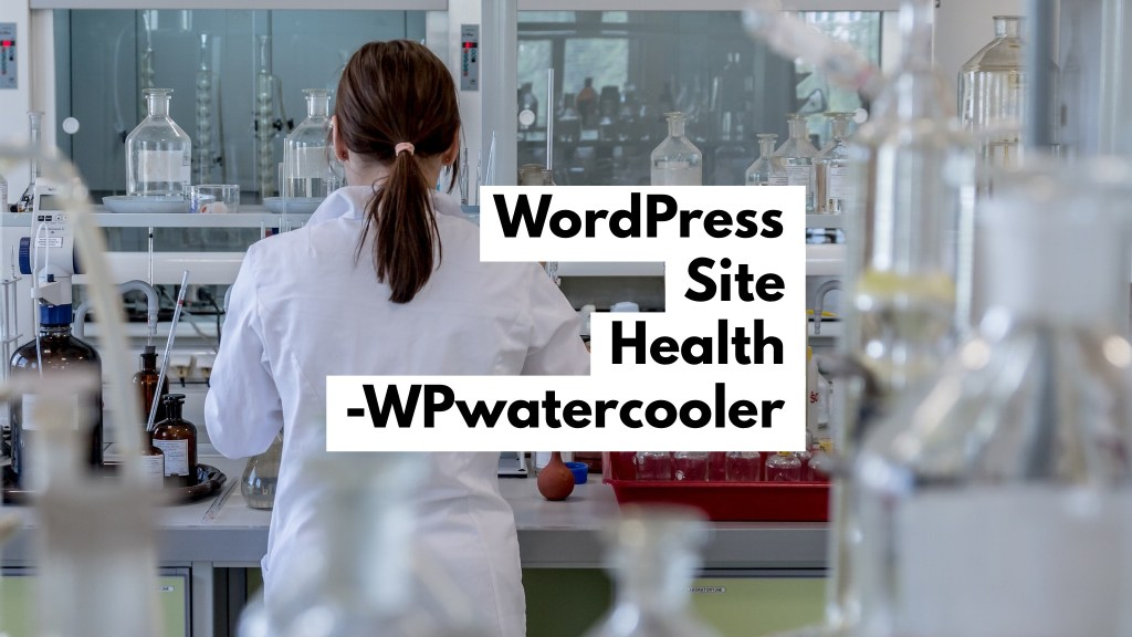 Ep323 – wordpress site health 1