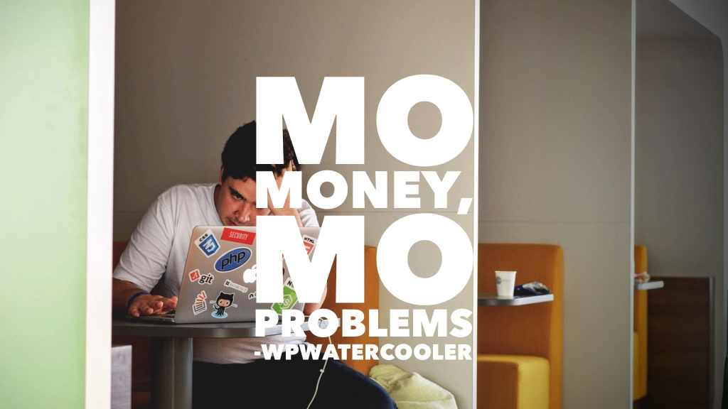Youtube ep337 mo money mo problems
