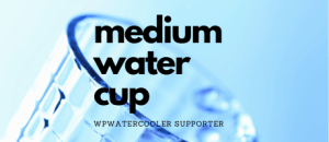Patreon medium water cup