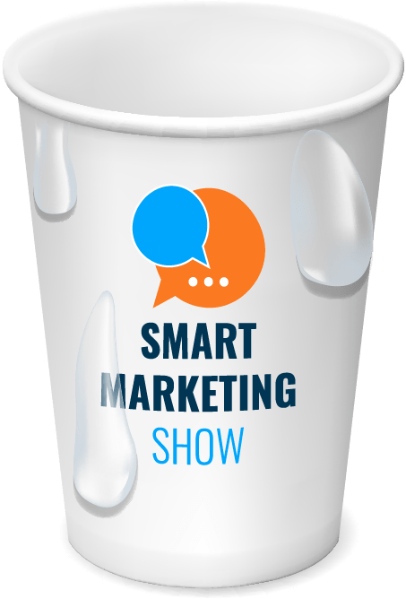Smart marketing cup