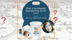 EP173 What Is An Empathy Map And Why Do We Care Smart Marketing Show