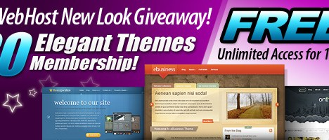 wpwh new look giveaway WPWebHost New Look Giveaway