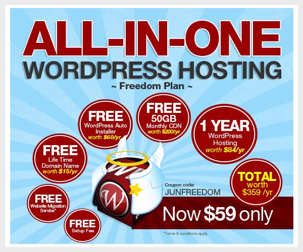 All-In-One WordPress Hosting