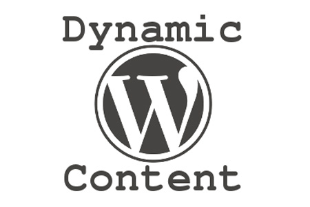 Show Dynamic Content as per Page/Post and Visitor's Country