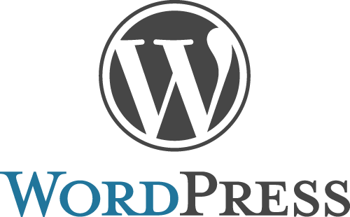 wordpress logo, wordpress