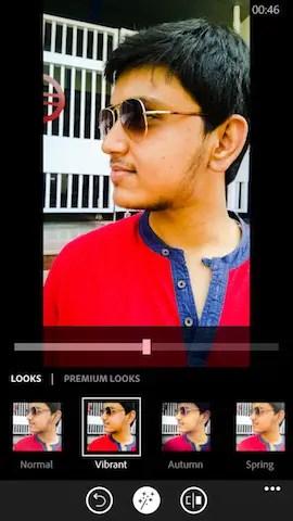 Adobe Filter Windows 10 Mobile