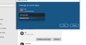 How to Create Local Administrator Account in Windows 10