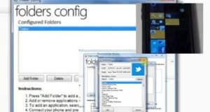Folders for Windows Phone