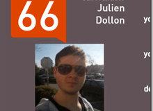 Klout App for Windows Phone
