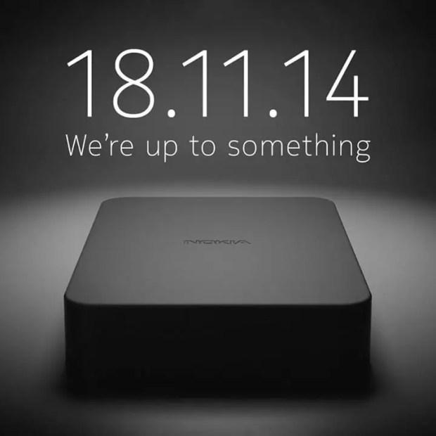 Nokia Setup Box
