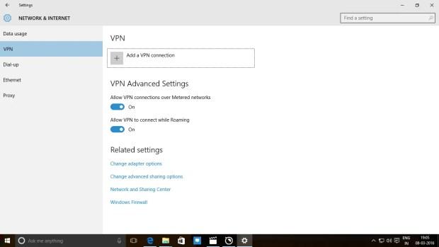 How to Setup VPN on Windows 10 Computer