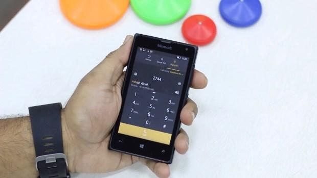 T9 Search Windows 10 Mobile