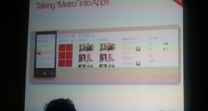Times of India Windows Phone App