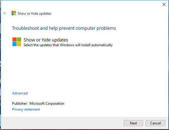 Block Windows 10 Updates