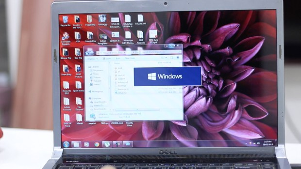 manually upgrade Windows 10