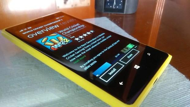 World Cricket Championship 2 for Windows 10 Mobile Windows Phone