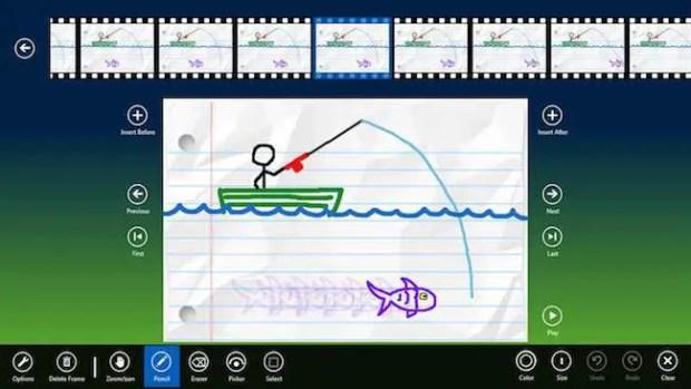 Create Flipbook in Windows 10