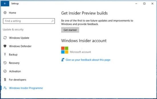 How to install Windows 10 v1909 Early (Feature Update