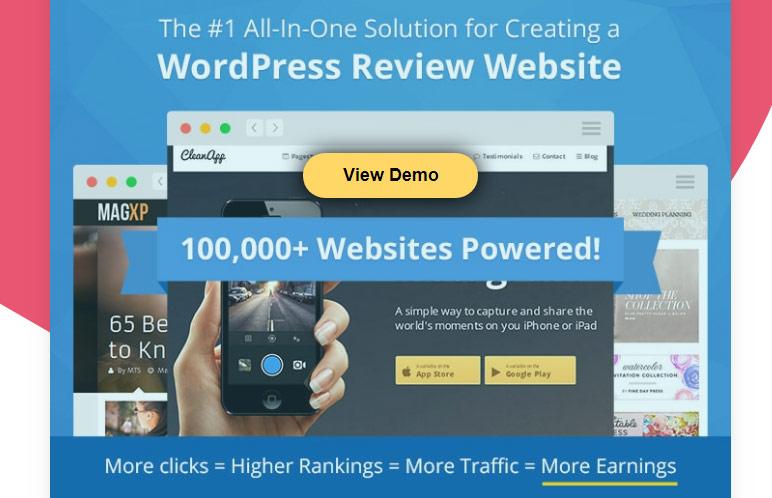 WP Review Pro by MyThemeShop