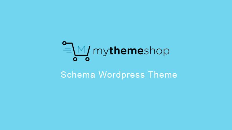 Schema – Fastest SEO Ready WordPress Theme With Powerful Option Panel