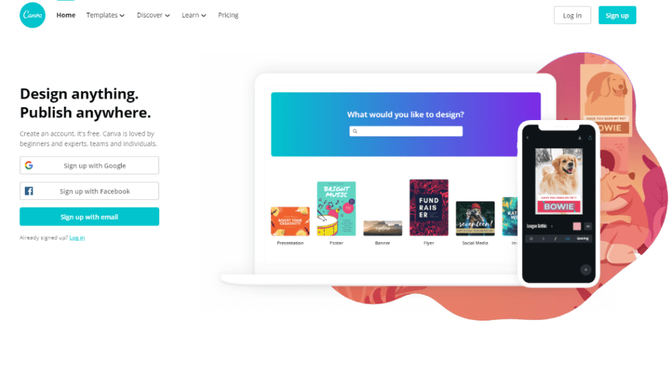 What is Canva? Find out with our review.