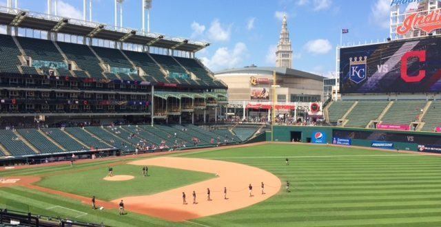 Cleveland Indians Home Opener 2020.Cleveland Indians Announce 2020 Schedule Home Opener Set