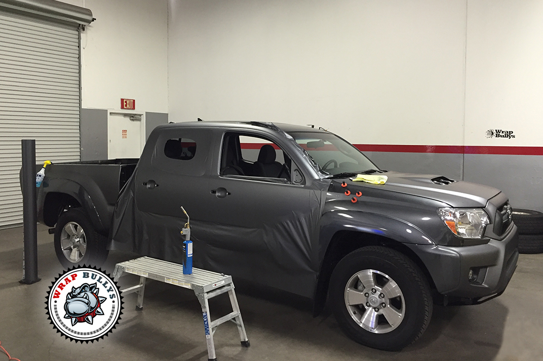Custom Truck Wraps. Call today for pricing.