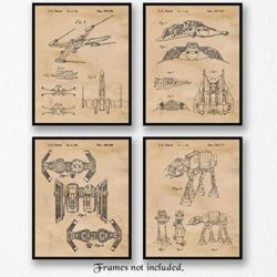 Star Wars Patent Posters