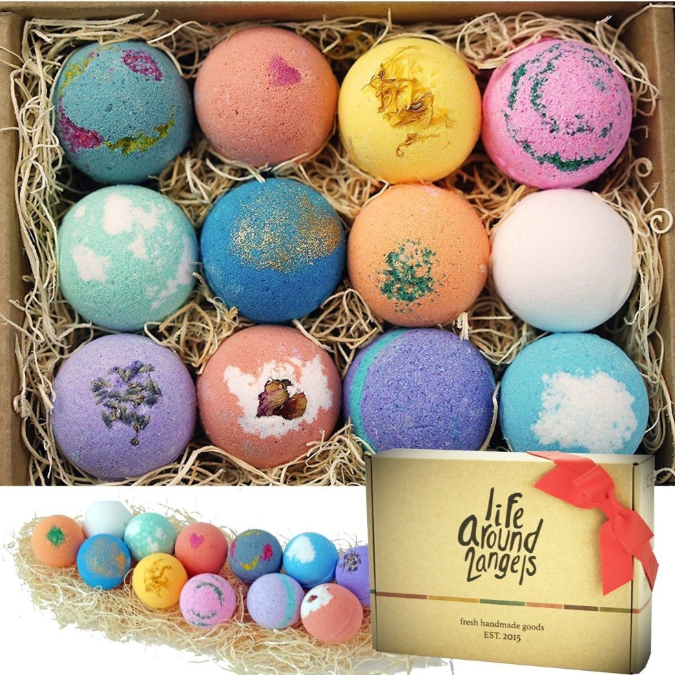 Life Around 2 Angels Bath Bombs