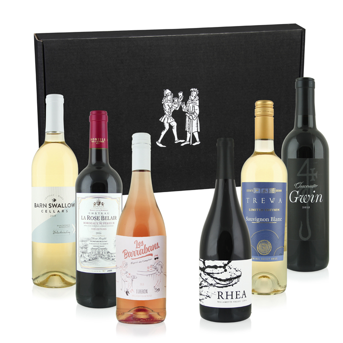 Wine of the Month Club 6-Bottle Set