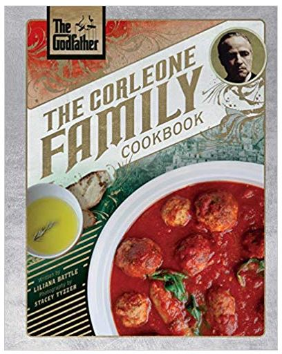 The Corleone Family Cookbook from The Godfather