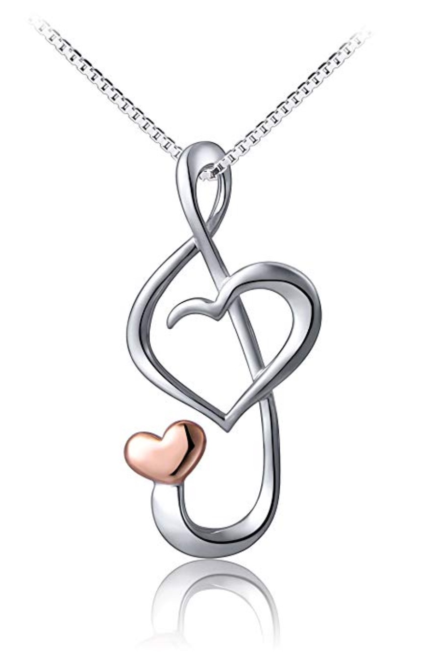 Musical Note Pendant gift for music lovers