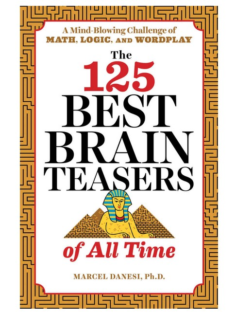 125 Best Brain Teaser games for gifts