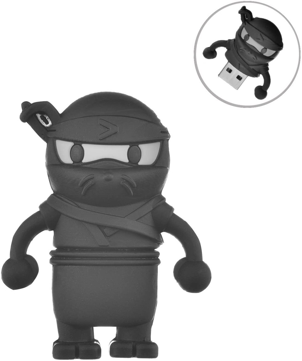 Ninja Fun Thumb Drives