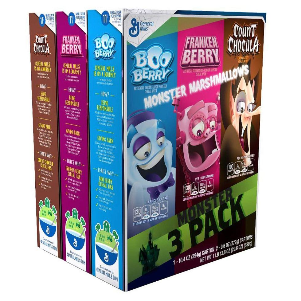 Monster Cereal 3-Pack