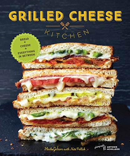 Grilled cheese sandwich cookbook