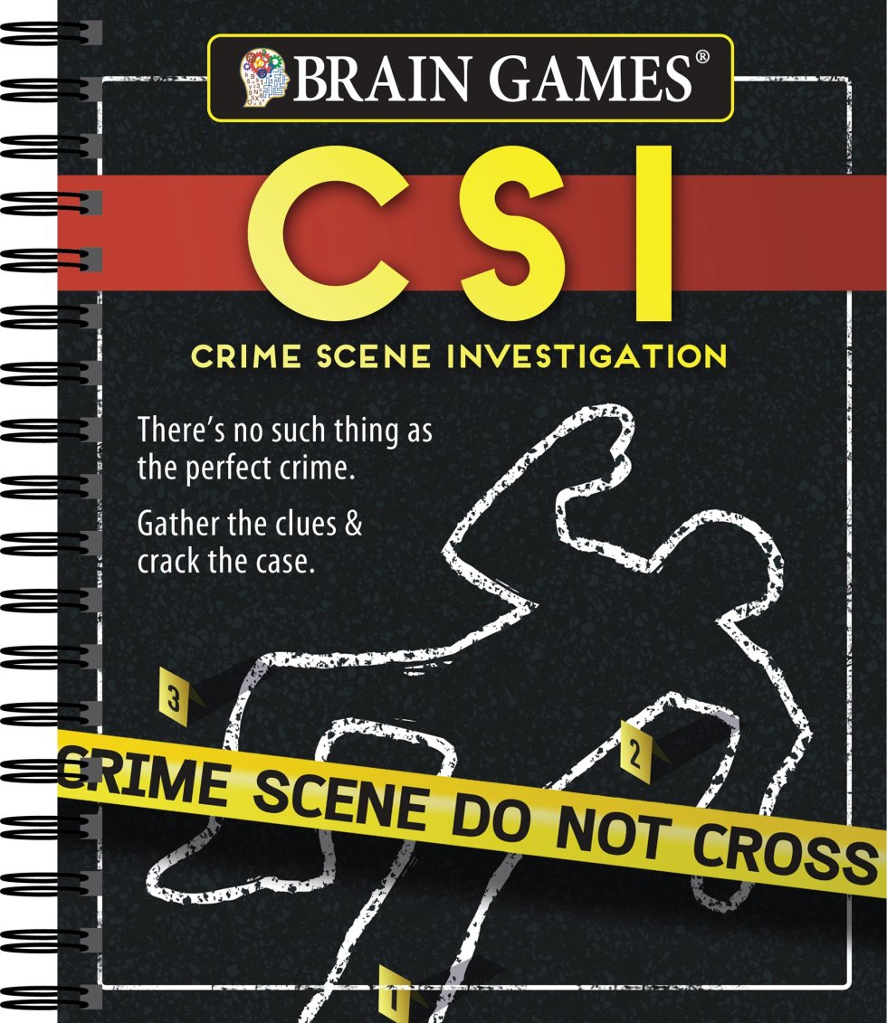 CSI mystery puzzles for gifts