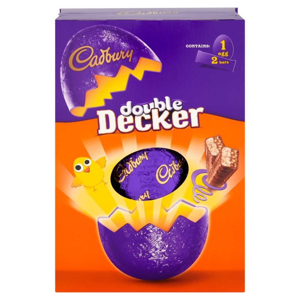 Double Decker Easter egg gifts