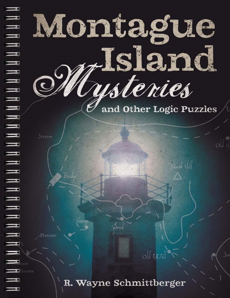 Montague Island mysteries book
