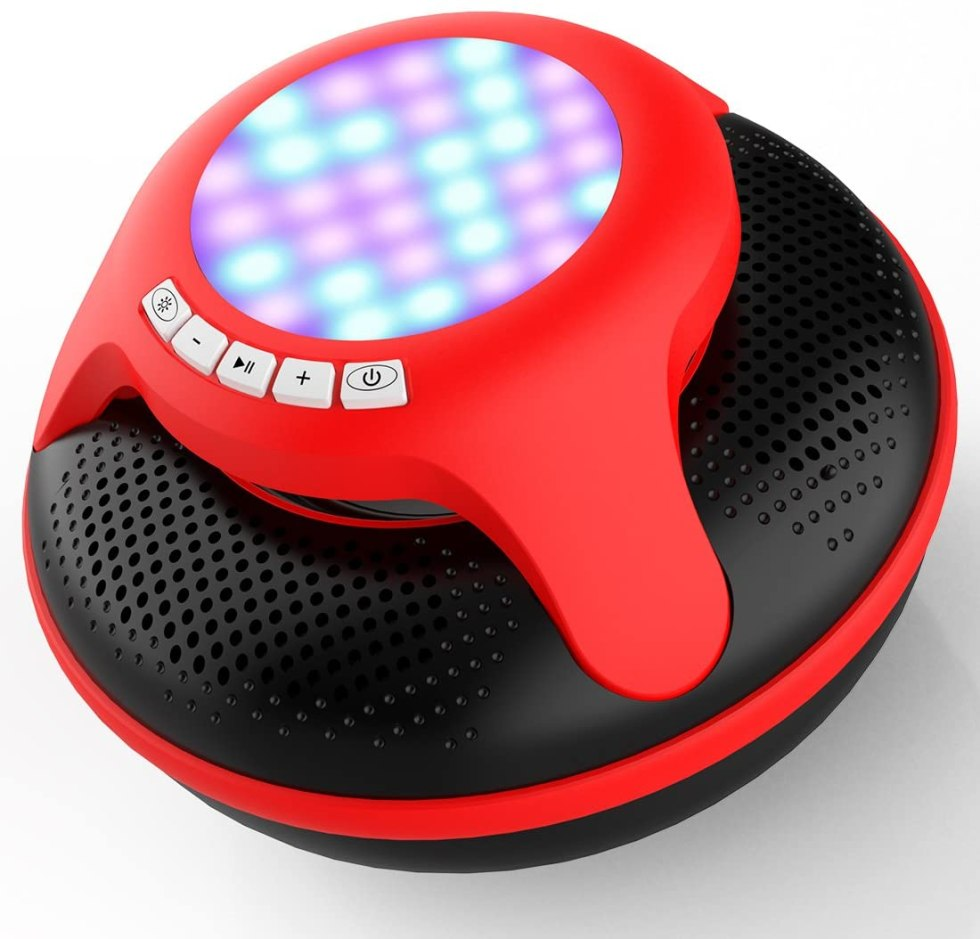 Floating bluetooth speakers for gifts