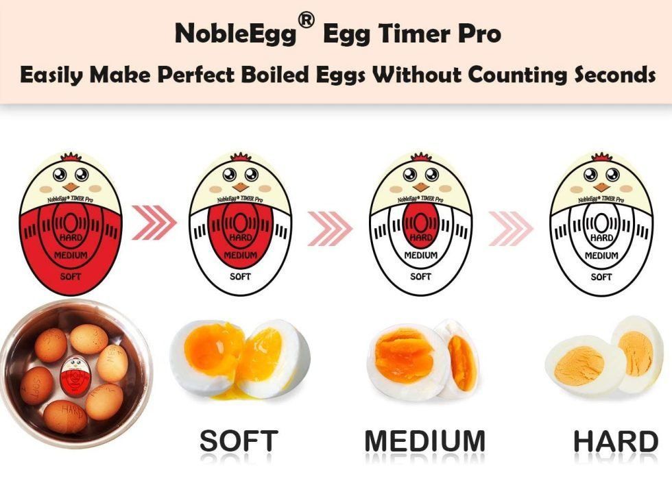 Noble Egg timer gifts for eggs