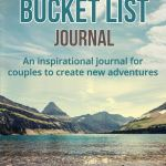 Our Bucket List anniversary gift
