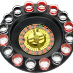 Roulette Wheel Shot Glasses