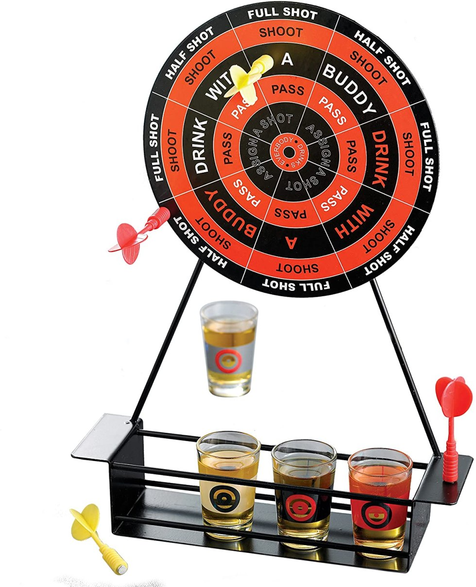 Shooters darts game cocktail gifts