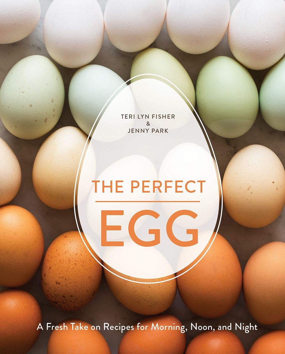 The Perfect Egg cookbook gifts for eggs