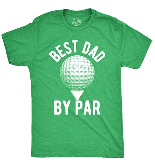 Best dad by par fathers day gift
